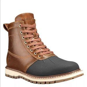 Timberland Britton Hill Side-Zip Men's Boots